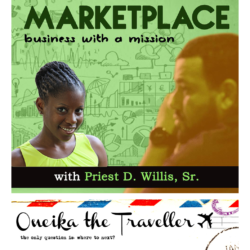 MM9: Blogging without Borders: Travel and Blog Talk with Oneika The Traveller