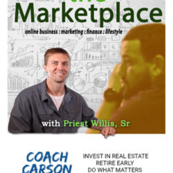 "TM87: Getting Started in Real Estate Investing and ""House Hacking' with Chad Carson (Replay)"