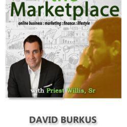 MM101: Build Key Connections and Skip the Cheesy Networking Events with David Burkus