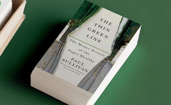 thin green line book